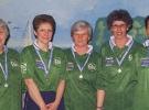 Jyllandsserie Damer Sølvmedalje