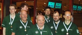 Jyllandsserie 1 Herrer Bronze 2011