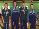Guldmedalje Puds ungdomshold - Pulje 3